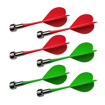 6 Magnetic Darts