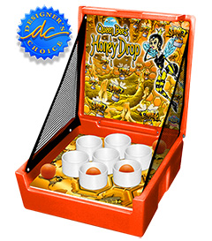 Orange Honey Drop Carnival Case Game Without Legs