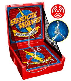 Red Shock Wave Carnival Case Game Without Legs