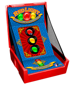 Red The Red Light Carnival Case Game Without Legs
