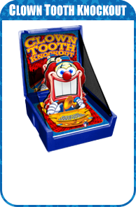 View Clown Tooth Knockout Product Page