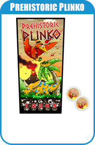 View Prehistoric Plinko Product Page