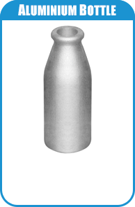 Aluminum Bottle For Carnival Game