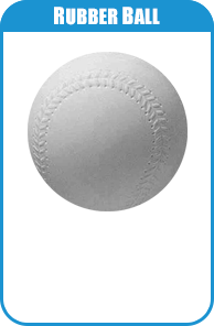 Rubber Ball For Carnival Game